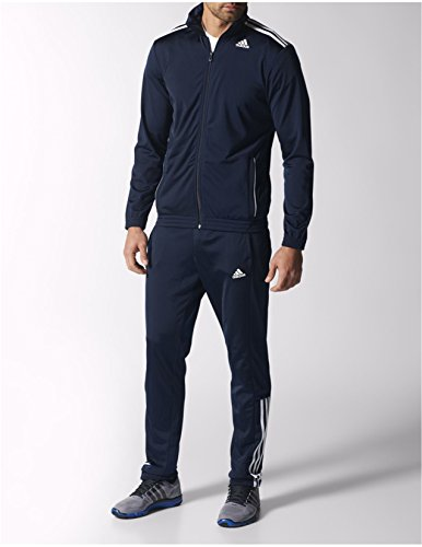 Adidas TRACK SUIT ENTRY S22638, SIZE SMALL. COLOR DARK NAVY