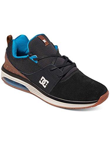 DC Schuhe Heathrow IA Tom Pages Schwarz Gr. 42.5