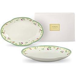 2 Ceramic Plates