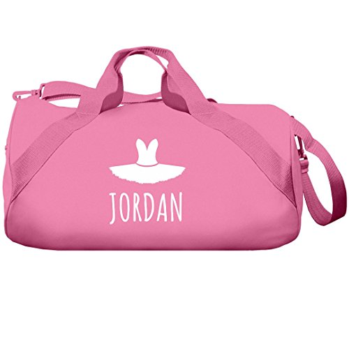 Jordan Ballet Dance Bag Gift: Liberty Barrel Duffel Bag by FUNNYSHIRTS.ORG