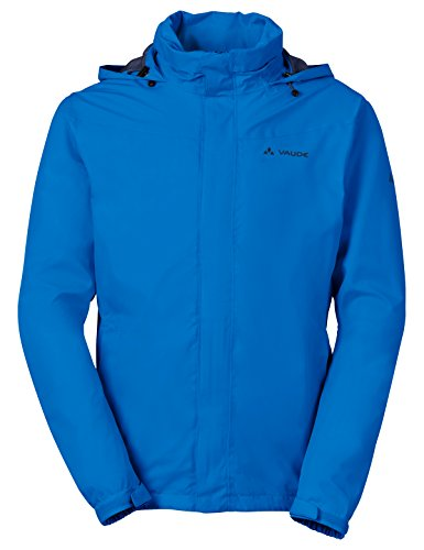 (VAUDE Men's Escape Bike Light Jacket, Radiate Blue, XX-Large)