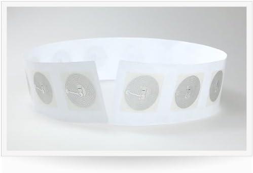 10 x NFC etiquetas RFID pegatinas para Smartphone/Tablets ø25mm ...