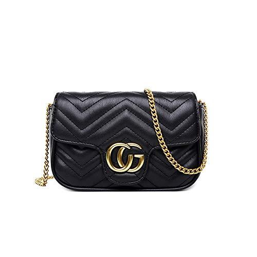 Classic Messenger Bag Mini Handbag Chain Bag Shoulder Bag for Womens Fashion
