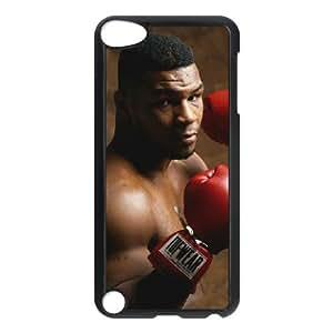 iPod Touch 5 Case Black Mike Tyson uwjd