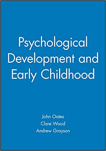 Buy Psychological Development And Early Childhood Child Development