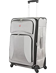 SwissGear Pewter Spinner Luggage Collection