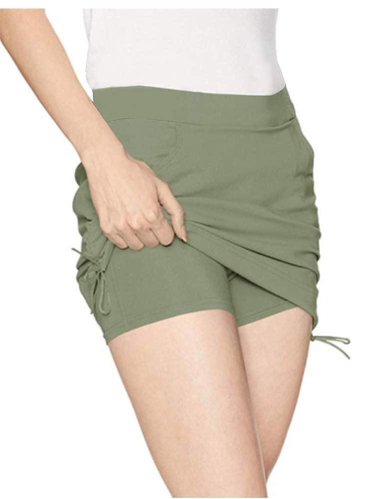 Columbia UPF 50 Falda para Mujer - Verde - M: Amazon.es: Ropa y ...