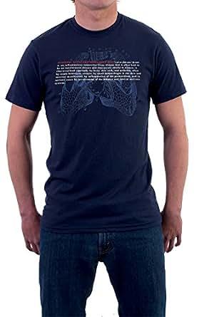 Fox House M.D. It's Not Lupus Navy T-Shirt Tee