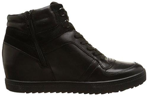 Calzado deportivo para mujer, color Negro , marca GEOX, modelo Calzado Deportivo Para Mujer GEOX D AMARANTH H. D Negro