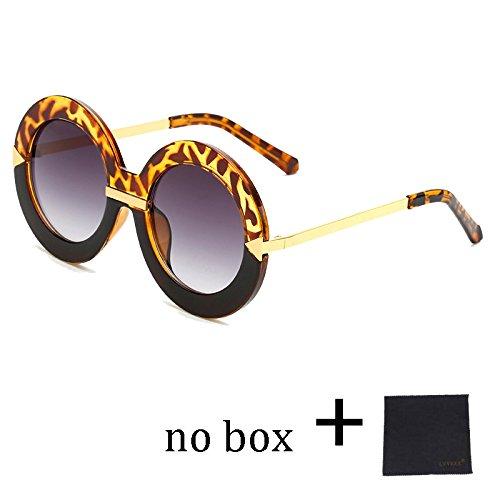 Gran Sol 58005C1 Femenino Vintage Gafas Flecha Redonda Sol Mujer Verano De Marco Lujo Gafas 58005C5 Gafas De TIANLIANG04 Clásico De De De nawOvn