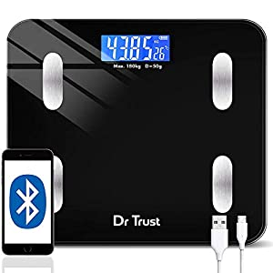 Dr Trust Digital Smart Fitness Body Composition Monitor