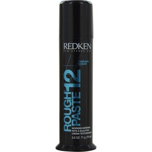 (REDKEN by Redken ROUGH PASTE 12 WORKING MATERIAL 2.5 OZ (NEW PACKAGING) for UNISEX(Package Of 2))