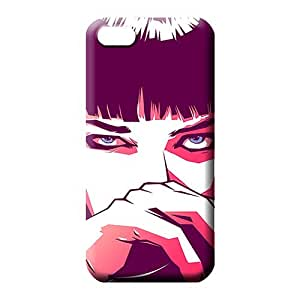 iphone 5 5s phone carrying case cover Awesome Popular colorful pulp fiction mia