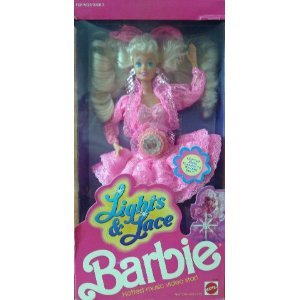 Barbie Lights and Lace Doll (Barbie Lace)