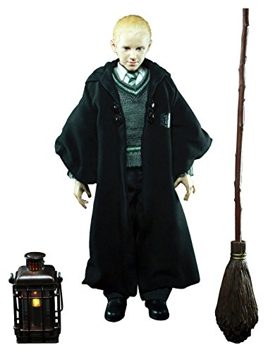 Snape Harry Potter Costume (Star Ace Toys Harry Potter and the Sorcerer's Stone: Draco Malfoy (School Uniform Version) 1:6 Scale Action Figure)