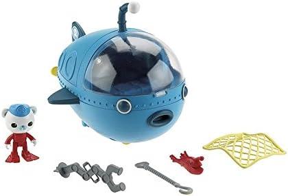 Octonauts - Nave A Misión Submarina (Mattel T7014): Amazon