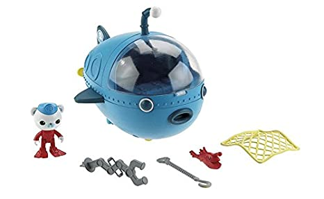 Navicella assortita degli Octonauts Gli esploratori del mare Mattel Fisher-Price T7014