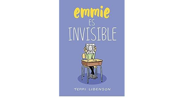 Amazon.com: Emmie es invisible (Spanish Edition) eBook: Terri Libenson: Kindle Store