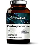 Ultra Centrophenoxine 350 mg, 90 Capsules, Powerfully Supports Cognitive & Brain Health, Enhances Focus & Memory Function, Improves Attention & Processing Speed. Non-GMO and Made in USA