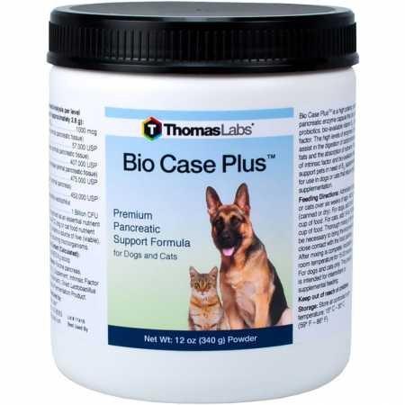 Thomas Labs Bio Case Plus Powder (12 oz)