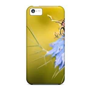 New Arrival Premium 5c Cases Covers For Iphone (edgefield Blossom)