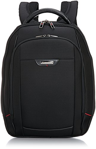 "Samsonite Pro-Dlx 4 Laptop Backpack M 14.1"" Trolley , 46 cm, 18 L, Nero (Nero)"
