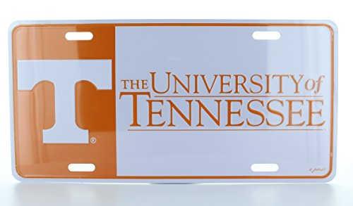 (Tennessee Volunteers Logo License Plate)
