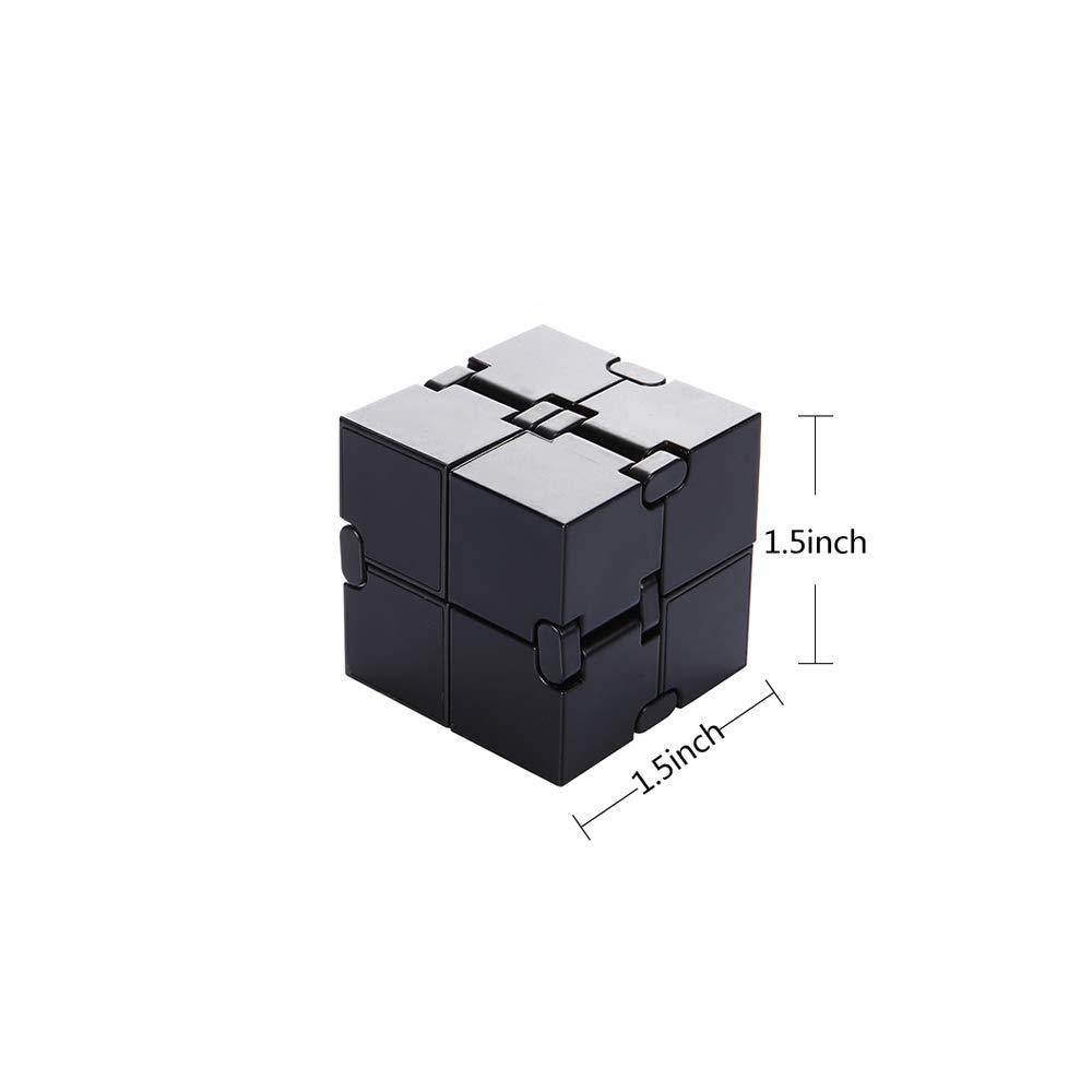 Amazon.com: Infinity Cube Fidget Toy, Herramienta sensorial ...