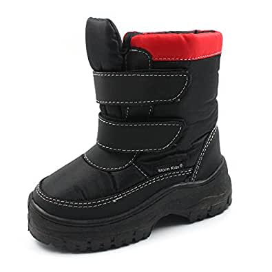 Amazon.com | Storm Kidz Cold Weather Snow Boot (Toddler