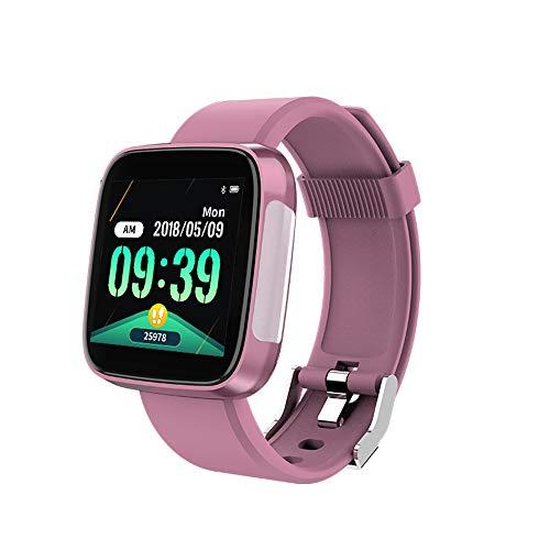 Groot scherm ECG armband fitness tracker hartslag bloeddruk controle informatie herinnering multifunctionele sport…
