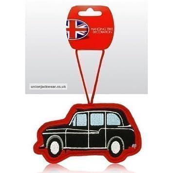 Amazon De Weihnachtsdekoration Christbaumschmuck London Taxi Aus