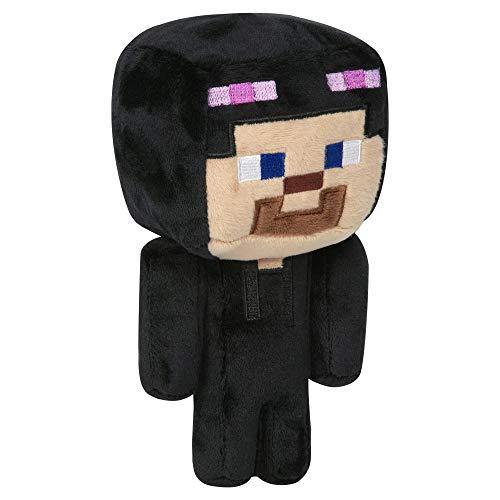 JINX Minecraft Happy Explorer Steve in Enderman Costume