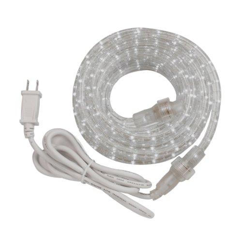 Westek RWLED48BCC LED Rope Light Kit, 48-Feet