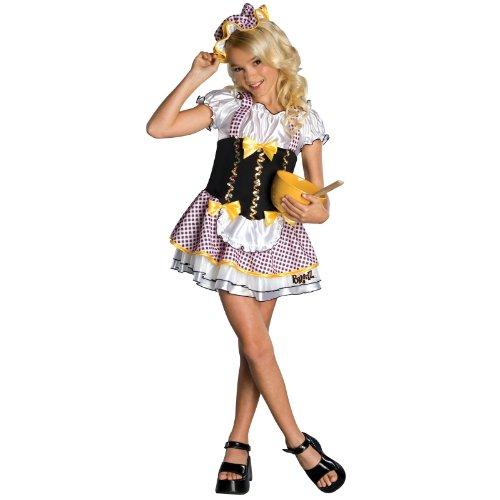 Bratz Bratty Goldilocks Child Costume Size Small ()