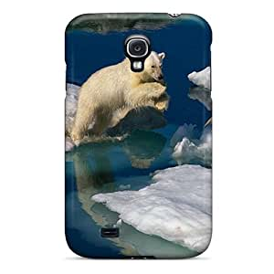 New Shockproof Protection Case Cover For Galaxy S4/ Polar Bear Case Cover