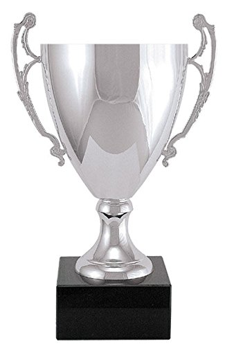 The Trophy StudioイタリアワールドカップStemとベースシルバー B075X5RHKH11 3/4\