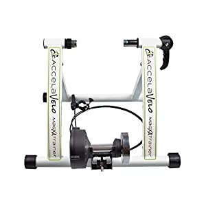 AccelaVelo Mag X Indoor Magnetic Bike Trainer