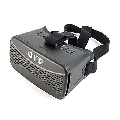 Minidiva GYD VR 3D Glasses colorcross II google cardboard virtual reality 3d glasses Update for iphone 6 plus