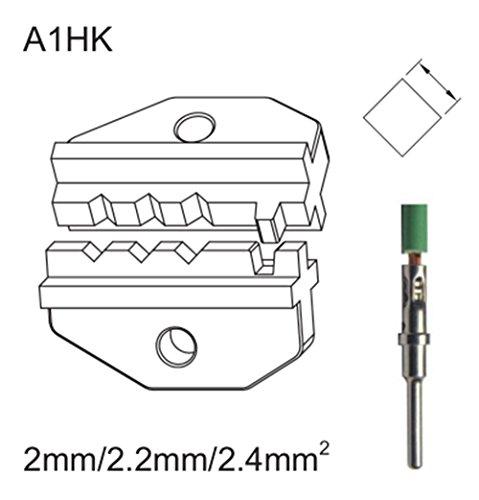 Wovier A1HK die set Capacity:2/2.2/2.4mm2 for AM-10/EM-6B2 by Wovier