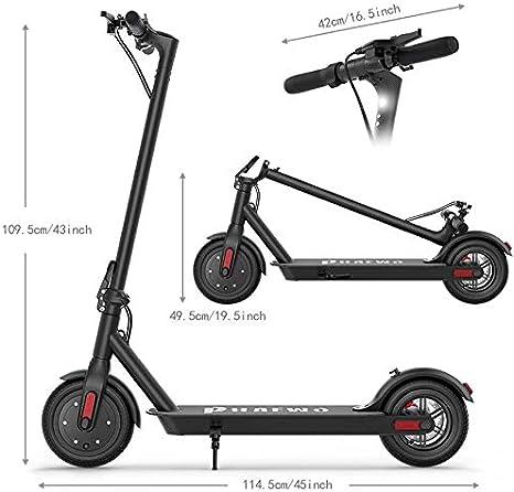 OUXI Q2 Elektroroller Kinder,E Scooter Kinder Elektro Roller 2AH 5 Zoll Vollreifen Max Geschwindigkeit 6 km//h G/ünstige Tragbare Elektroroller f/ür Kinder Jungen M/ädchen