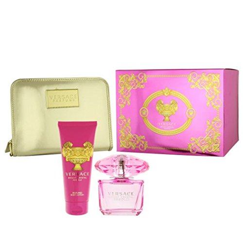 Versace Bright Crystal Absolu 3 pcs Gift Set by Versace 3.0