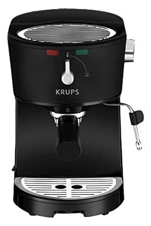 Amazon.com: Krups xp3200 Opio Bomba Máquina de café con ...