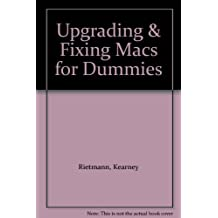 Upgrading & Fixing Macs for Dummies