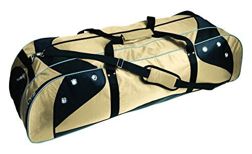 Martin Sports Deluxe Lacrosse Player's Bag, 42''L x 13''W x 12''H, Vegas on Black by Martin Sports