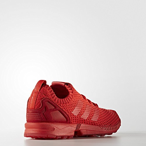 adidas-Mens-ZX-Flux-Primeknit-Running-Shoes-RedRedRed-95-DM-US