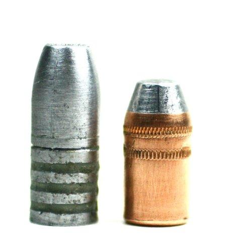 Casting Verses Swaging Bullets (Pewter Melting Pot)