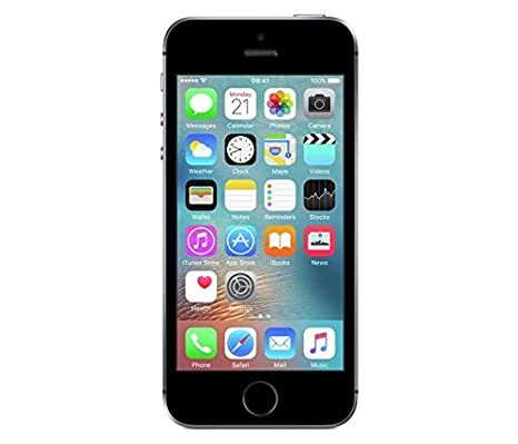 "Apple iPhone SE 10,2 cm (4"") 64 GB SIM única 4G"