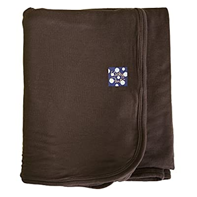 Kickee Pants Kickee Pants Basic Stroller Blanket in Bark