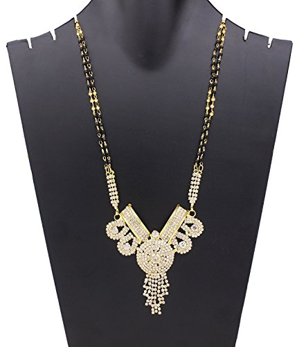 Guarantee Ornament House Jewellery Bridal Party Wear Mangalsutra Set Mangal3