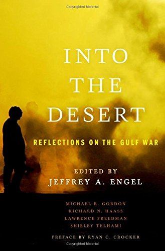 InTo The Desert Reflections On The Gulf War